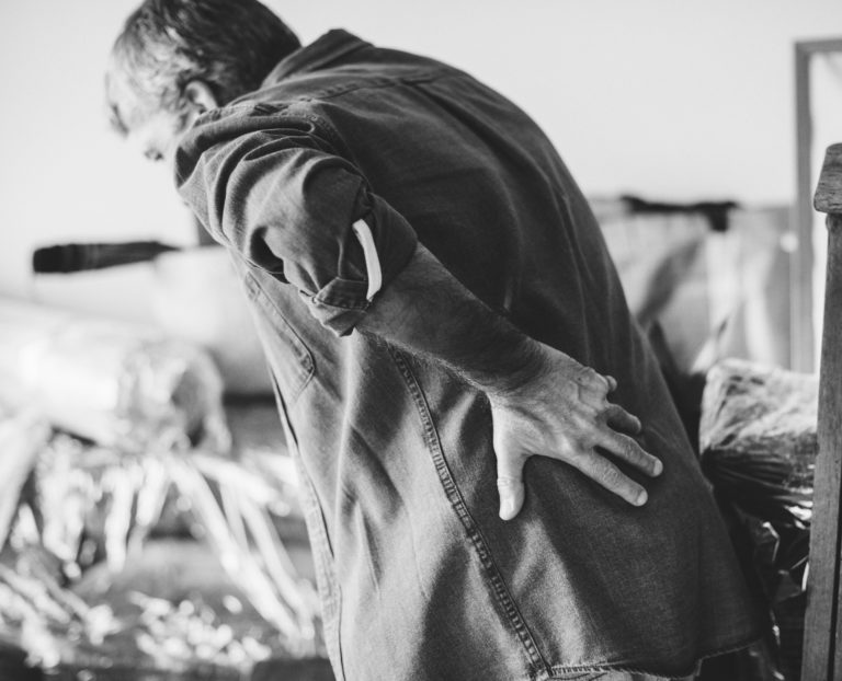 Ostéopathie - Mal De Dos
